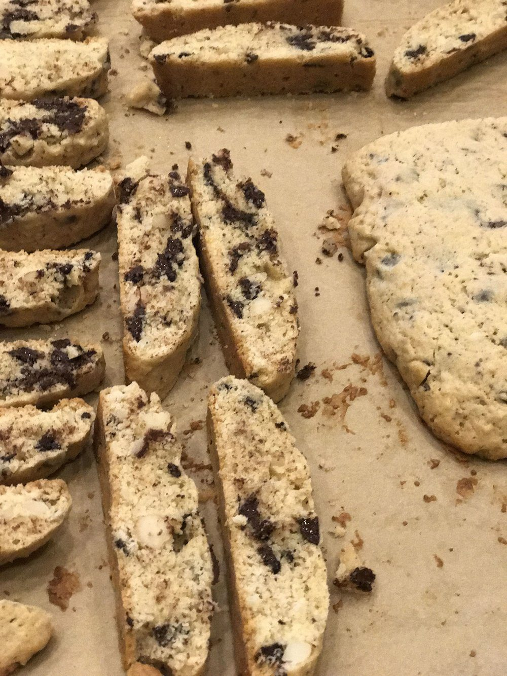 Cookies Made for Dippin'