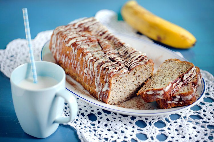 A Perfect Day for Banana Bread
