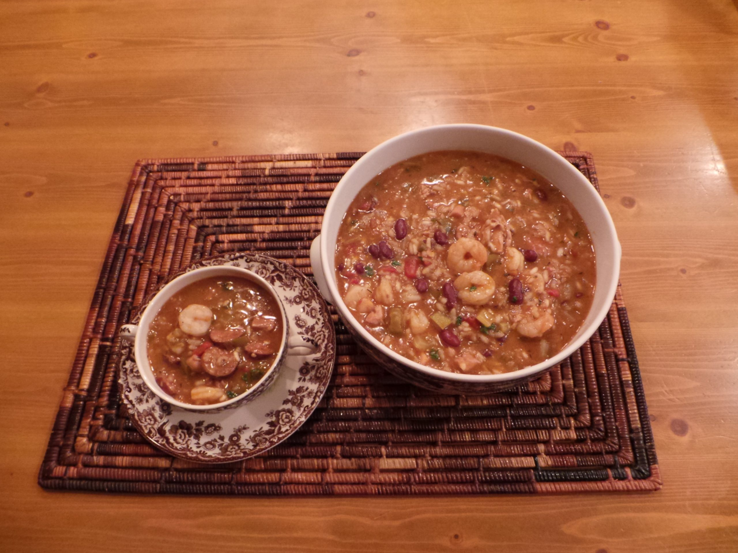 Christmas New Orleans Style with this Yummy Stew!