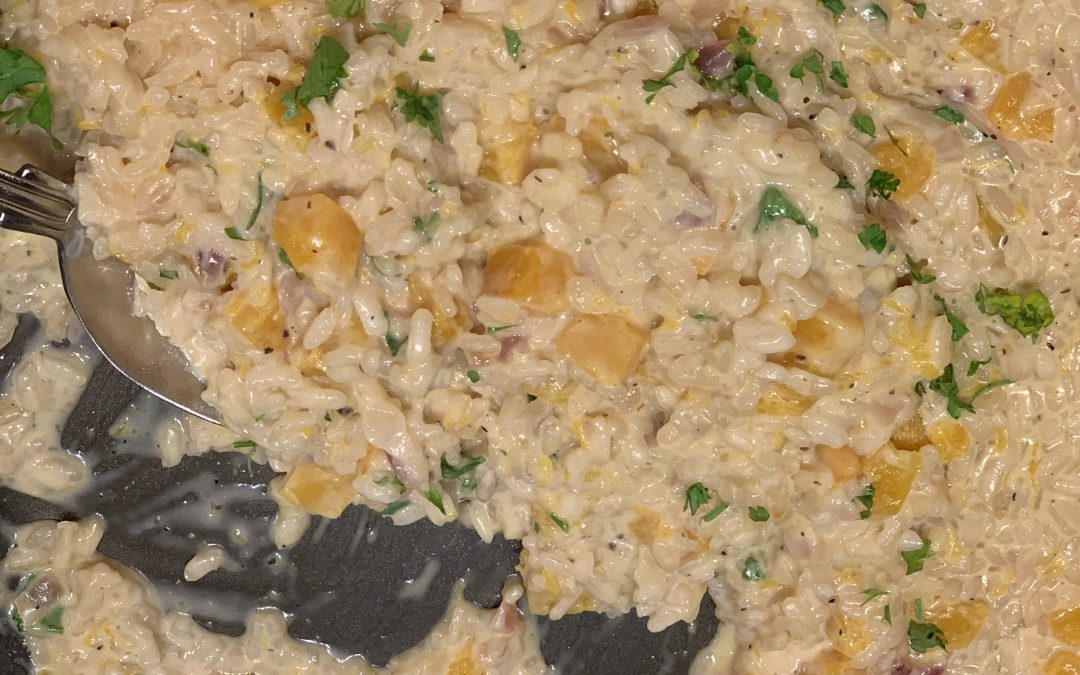 The Children's Book that Inspired Me to Create this Risotto
