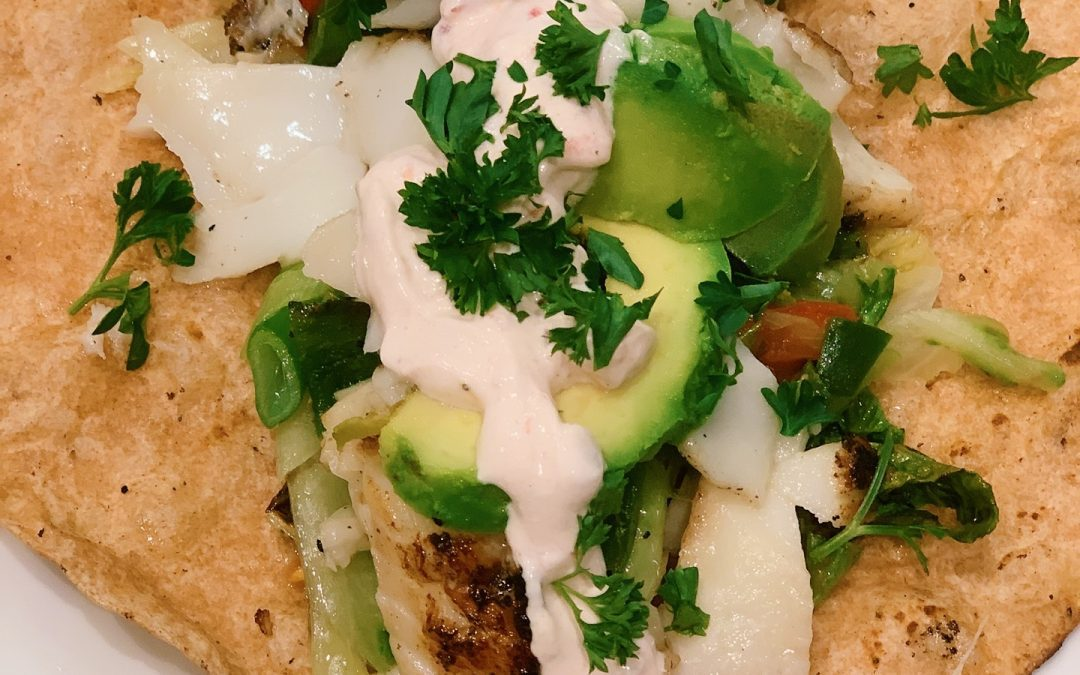 Friendly Fish Tacos In The Mean Meat Shortage