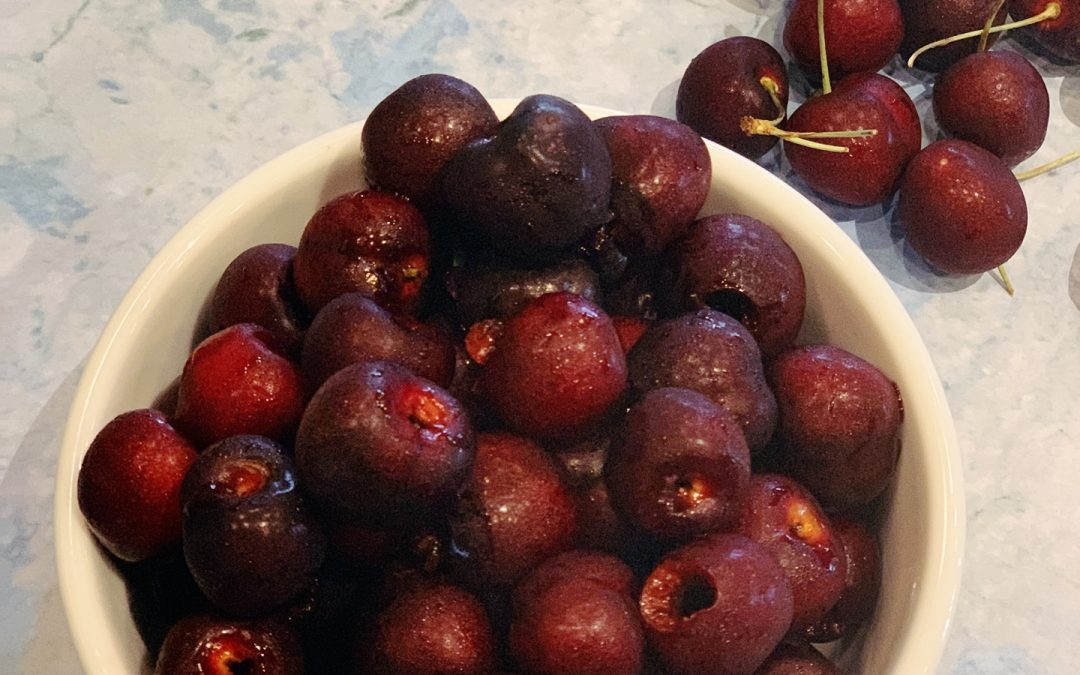 Life is Just a Bowl of Cherries (and Murder Hornets)