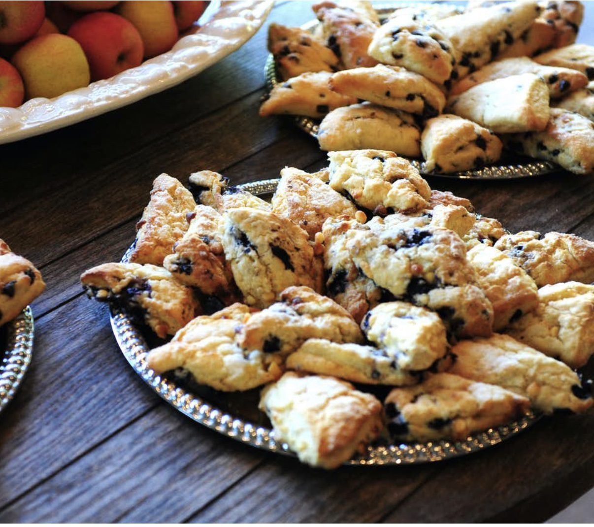 Camp Greystone Famous Opening-Day Scones