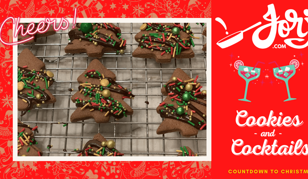 Countdown to Christmas: Holiday Cookies & Cocktails