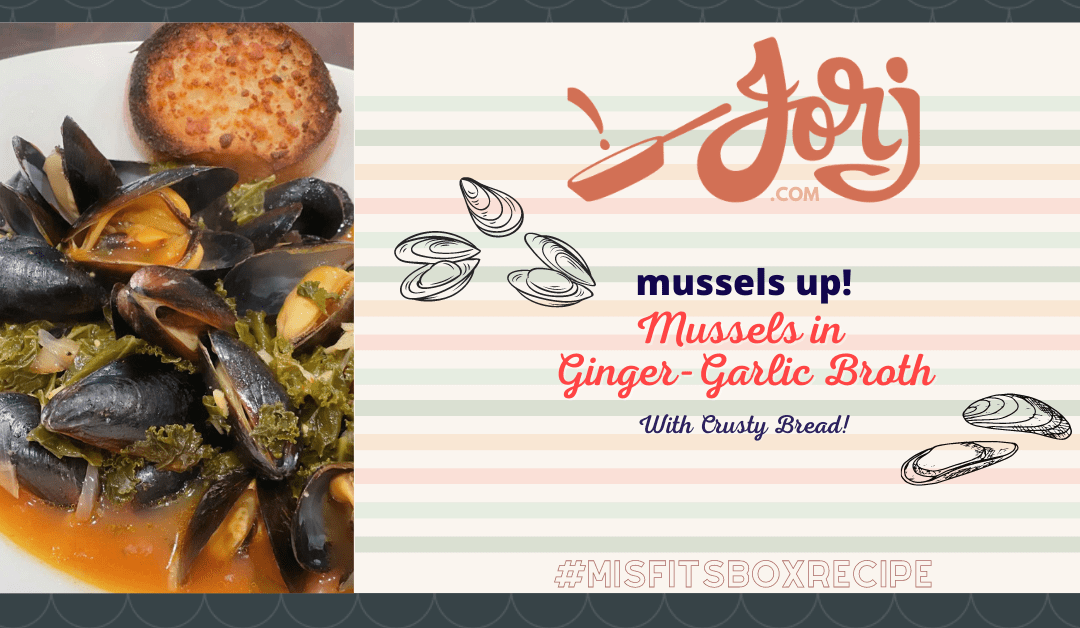 Mussel Up: Summertime Is Almost Here!